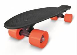 Skateboarding Streetsurfing