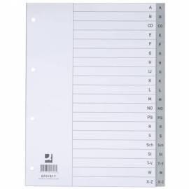 Registerblätter