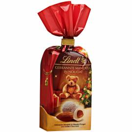 Nüsse mit Schokoladenüberzug Weihnachten Lindt