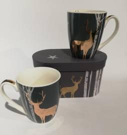 Weihnachten Kaffee- und Teetassen