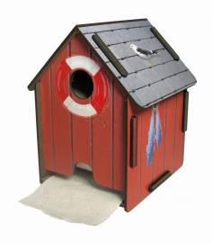 Toilettenpapierhalter Werkhaus