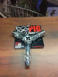 Skateboard-Teile Pig