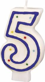 Geburtstagskerzen amscan
