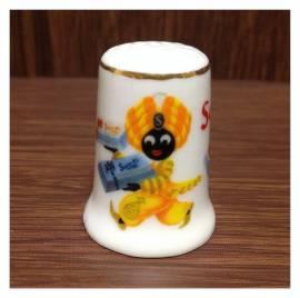 Fingerhüte Reutter Porzellan Miniaturen