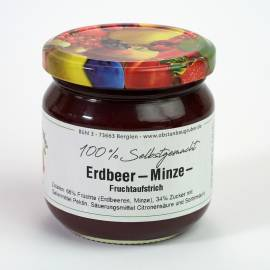 Marmeladen & Gelees 100 % Selbstgemacht