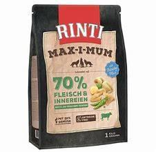Trockenfutter Rinti