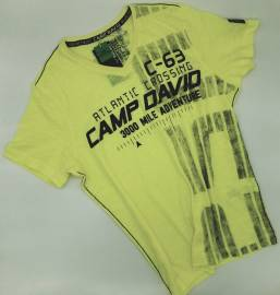 V-Neck-T-Shirts Camp David