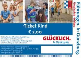 Geburtstag Geschenkgutscheine Günzburg Eintrittskarten
