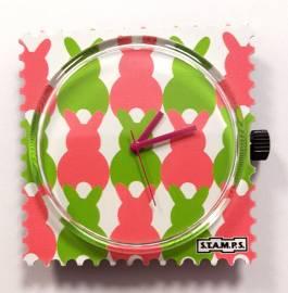 Ostern Valentinstag Glück Geburtstag Anti-Stress Muttertag Armbanduhren & Taschenuhren STAMPS