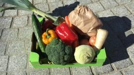 Gemüsemischungen