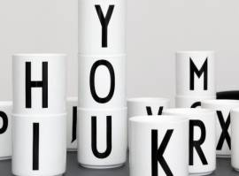 Geschenke & Anlässe Design Letters