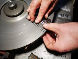 Reparaturen Schärfarbeit