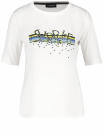Rundhals-T-Shirts Taifun