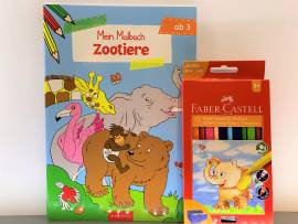 Ostern Faber Castell