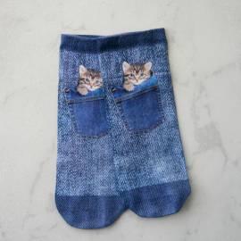 Socken Wigglesteps
