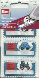 Textilaufnäher & -aufbügler Prym