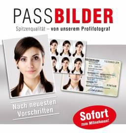 Fotografie Phototreff - Passbilder