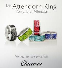 Ringe Attendorn Zebra Design