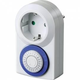 Steckdosen-Zeitschaltuhren & -Sensoren Hugo Brennenstuhl