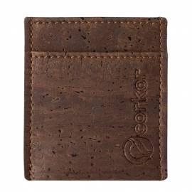 Étuis pour cartes de visite Portefeuilles et pinces à billets Corkor