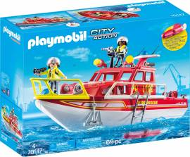 Spielzeugboote Playmobil