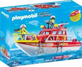 Bateaux jouets Playmobil