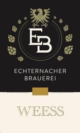 Bier ECHTERNACHER BEIER
