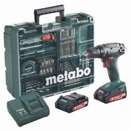 Elektrische Handbohrmaschinen Metabo