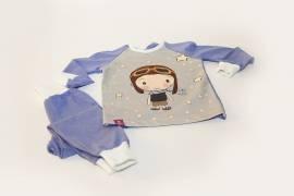 Kleider für Babys & Kleinkinder minimasworld,Baumwolle,Jersey