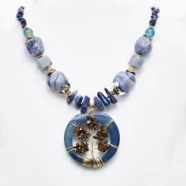 Halsketten Melu Bijoux