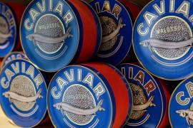 Delikatessen Präsentkörbe Frische(r) & tiefgefrorene(r) Fisch/Meeresfrüchte Caviar de France