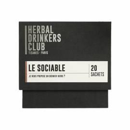 Kräutertee Herbal Drinkers Club