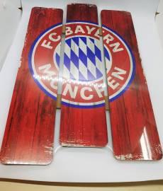 Poster & Bildende Kunst FC Bayern München