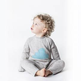 Schlafanzüge Baby & Kleinkind Loungewear Nuvola Baby
