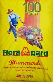 Sand & Gartenerde Floragard