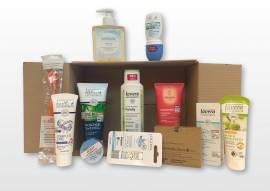 Geschenkkörbe Bad & Körperpflege Zertifizierte Naturkosmetik
