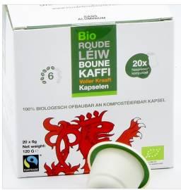 Kaffee ROUDE LÉIW