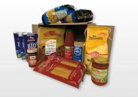 Delikatessen Präsentkörbe Bio Produkte