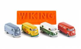 Maquettes Wiking