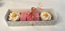 Coffrets cadeaux pour le bain et le corps Sels de bain et produits moussants Savon Soin pour le corps luxe Autour du Bain