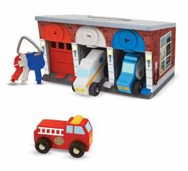Spielzeugautos Spielfahrzeug-Zubehör Melissa & Doug