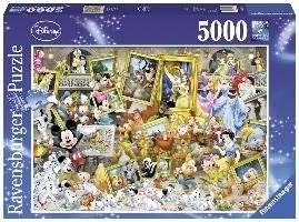 Bücher Puzzle Disney 5000 stück
