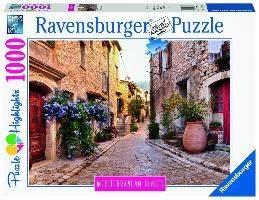 Bücher Puzzle Mediterrane places 1000