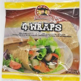 Tortillas & Wraps DON FERNANDO