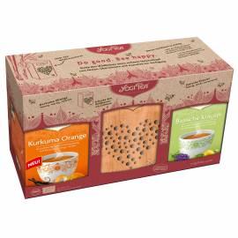 Tees & Aufgüsse Getränke mit Fruchtgeschmack Tee-Geschenke Yogi Tea
