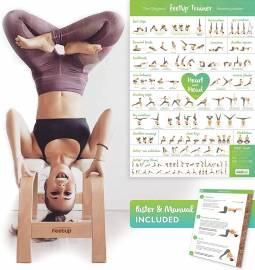 Yoga & Pilates Balancetrainer Trainingsbänke FeetUp®