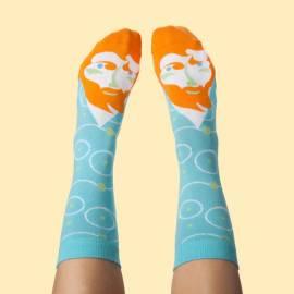 Socken Chatty Feet