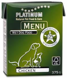 Hundefutter Platinum Natural