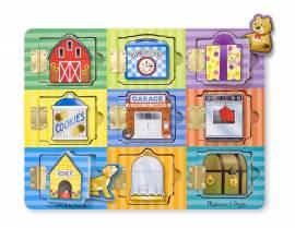 Jouets aimantés Jeux de puzzle Melissa & Doug