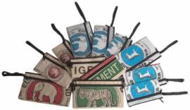 Handtaschen, Geldbörsen & Etuis Federmappen Upcycling Deluxe